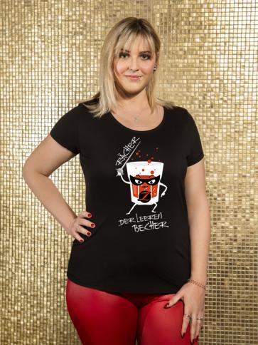Becher Damen T-Shirt