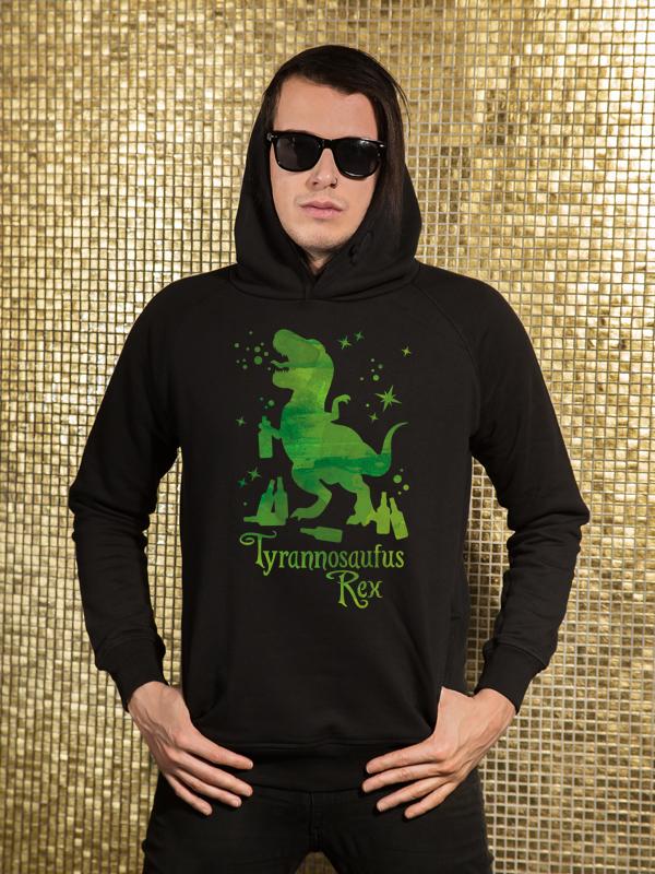 f43a7f8724bf Tyrannosaufus Herren T-Shirt