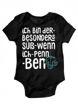 Ben Benjamin Benedikt Baby Body Buben