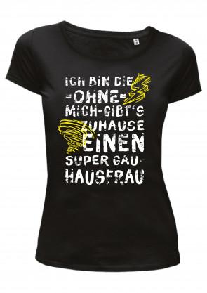 Hausfrau Damen T-Shirt