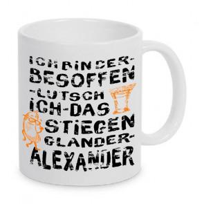 Alexander Keramik Tasse