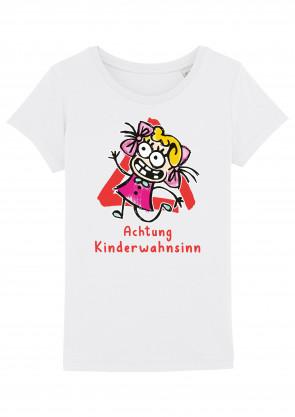 Kinderwahnsinn Baby T-Shirt