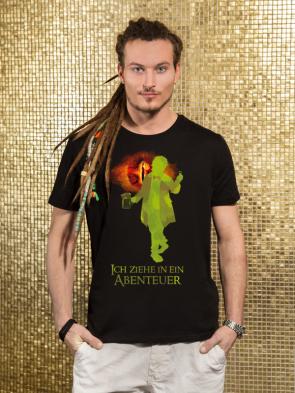 Abenteuer Bräutigam T-Shirt