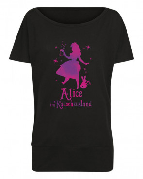 Alice Damen Batwing T-Shirt
