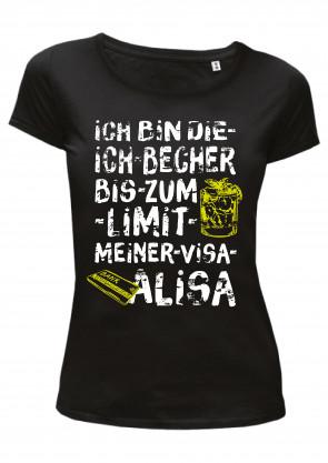 Alisa Damen T-Shirt