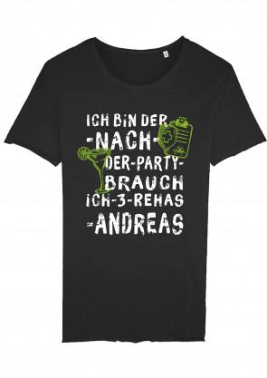 Sale Andreas Herren T-Shirt Skates