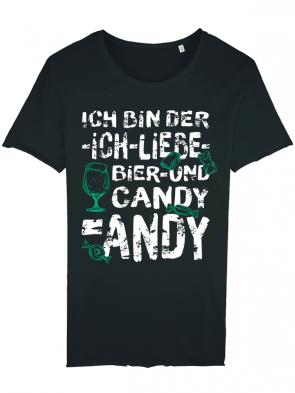 Andy Andreas Herren T-Shirt Skates