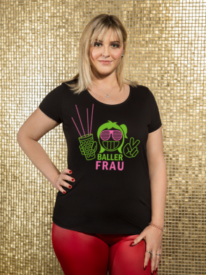 Ballerfrau Damen T-Shirt