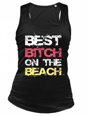 Beach Bitch Tank Top