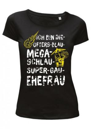 Ehefrau Damen T-Shirt