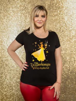 Bierkönigin Damen T-Shirt