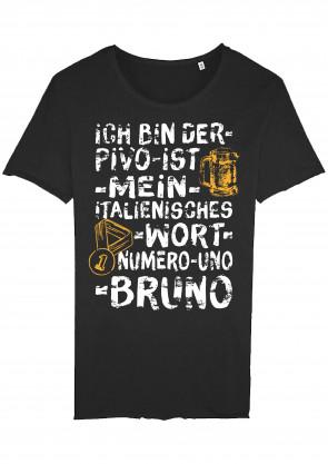 Bruno Herren T-Shirt Skates
