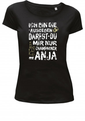 Anja Damen T-Shirt