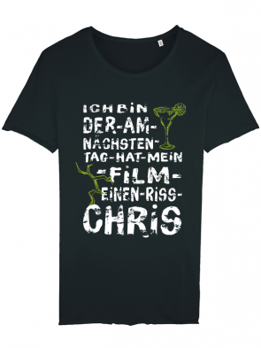 Sale Chris Filmriss Skates Herren T-Shirt