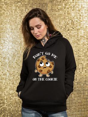 Cookie Damen Hoodie
