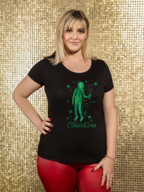 Cordula Grün Damen T-Shirt