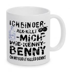 Benny Keramik Tasse