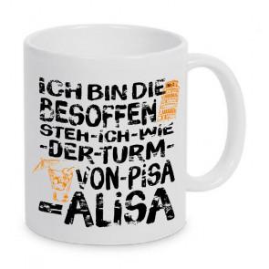 Alisa Keramik Tasse