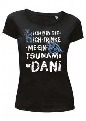 Sale Dani Damen T-Shirt