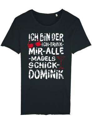 Sale Dominik Skates Herren T-Shirt