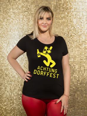 Dorffest Damen T-Shirt