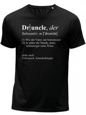 Druncle Herren T-Shirt