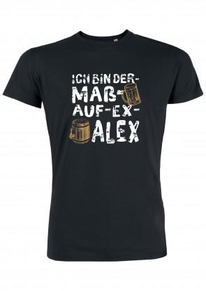 Alex Alexander Herren T-Shirt