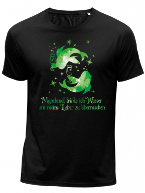 Fische Grün Herren T-Shirt
