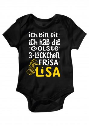 Lisa Baby Body