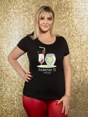 Geburtstag 70ies Damen T-Shirt