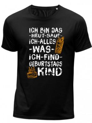 Geburtstagskind Herren T-Shirt