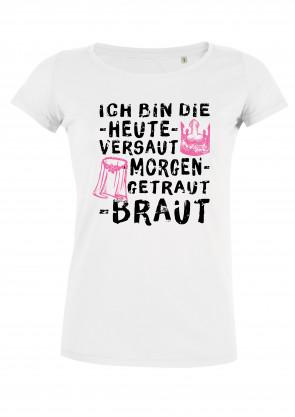 Versaut Braut Damen T-Shirt