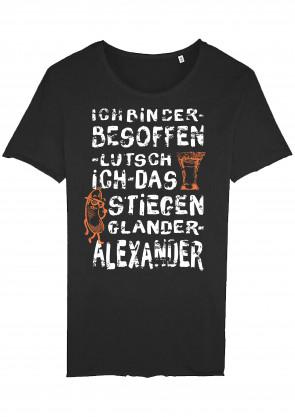 Alexander Herren T-Shirt Skates