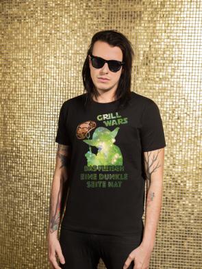Grill Wars Herren T-Shirt