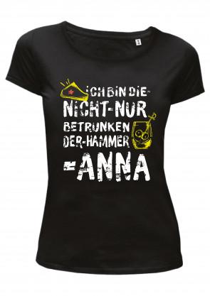 Anna Hammer Damen T-Shirt