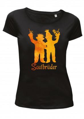 Saufbrüder Damen T-Shirt
