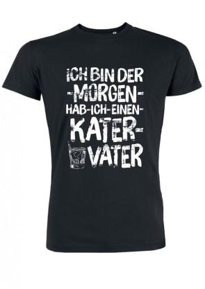Kater Vater Herren T-Shirt