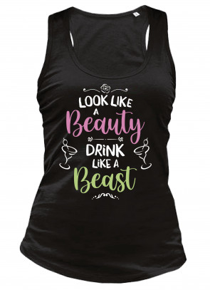 Beauty Beast Damen Tank