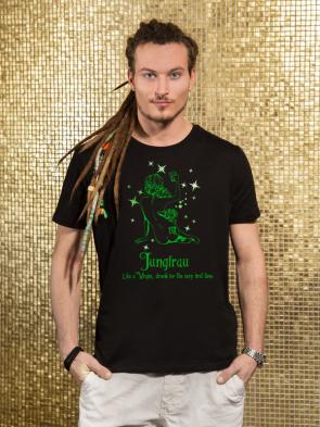 Jungfrau Herren T-Shirt