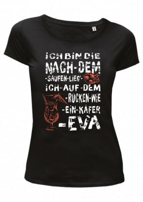 Sale Eva Damen T-Shirt