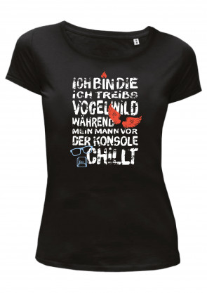 Konsole Damen T-Shirt