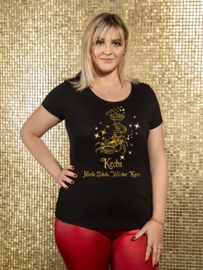 Krebs Damen T-Shirt
