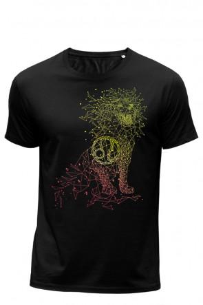 Löwe Sternzeichen Herren T-Shirt