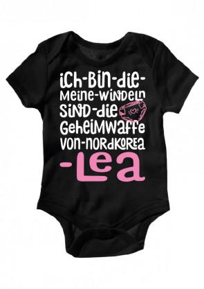 Lea Baby Body