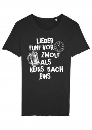 Fünf vor Zwölf Herren T-Shirt