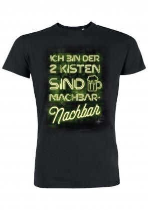 Nachbar Neon Edition Herren T-Shirt