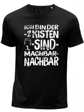 Kisten Nachbar Herren T-Shirt