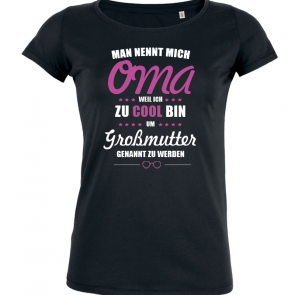 Coole Oma Damen T-Shirt
