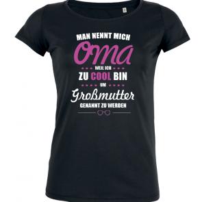 Coole Oma Damen T-Shirt