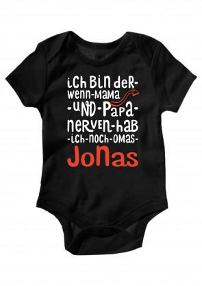 Jonas Baby Body